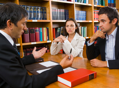Spouse doesn't have an Attorney