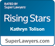 Rising Stars Award - Super Lawyers