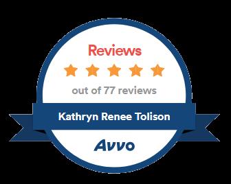 Avvo 5 Star Reviews - Tolison