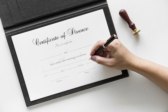 What Does a Divorce Decree Look Like?